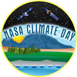 NASA Climate Day logo