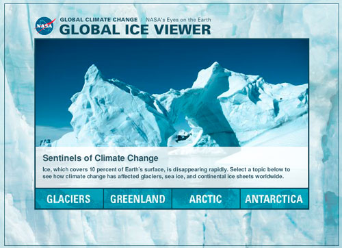 Global Ice Viewer