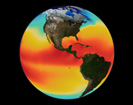 Sea Surface Temperature, Salinity and Density