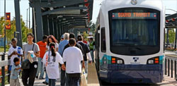 Seattle is expanding its public transportation services to keep car use in check.