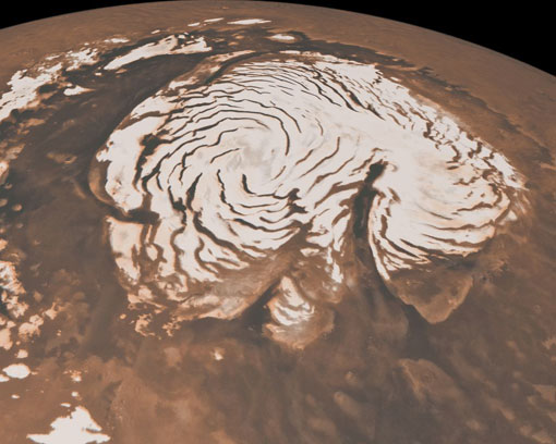 How did Mars stay warm in the past?