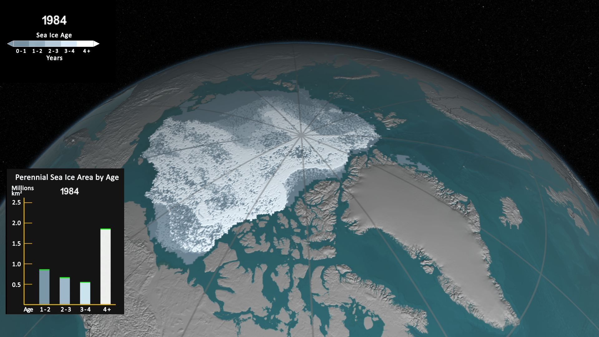 See how Arctic sea ice is losing its bulwark against warming summers ...