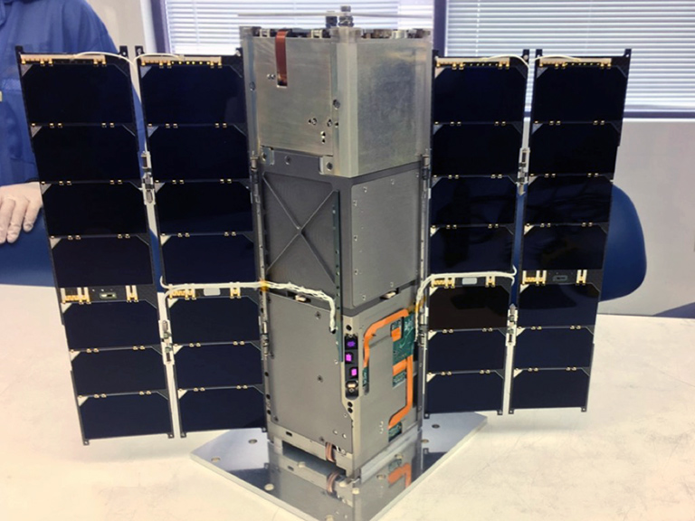 A fully implemented RAVAN mission entails a constellation of multiple RAVAN satellites distributed around the planet to measure Earth's outgoing energy globally.