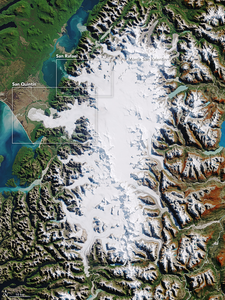 Northern Patagonian Icefield