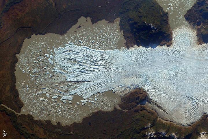 Glaciar San Quint�n, Chile