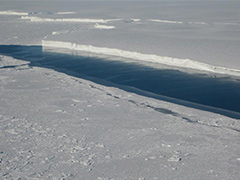 Ocean waters melting the undersides of Antarctic ice shelves are responsible for most of the continent's ice shelf mass loss, a new study by NASA and university researchers has found.