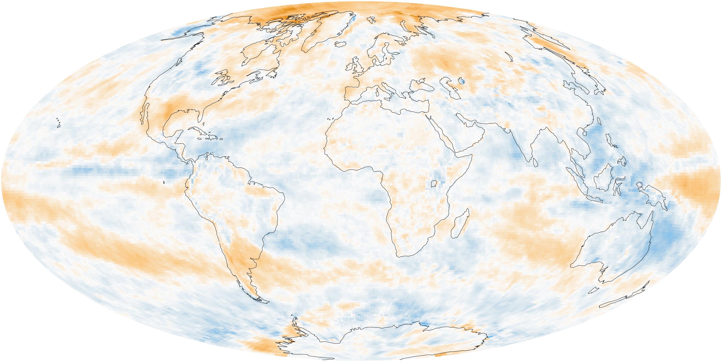 Earth's reflectivity