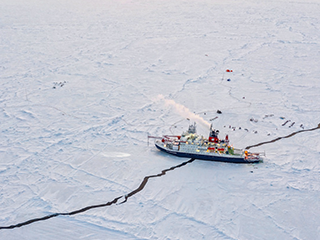Sea Ice Breaker