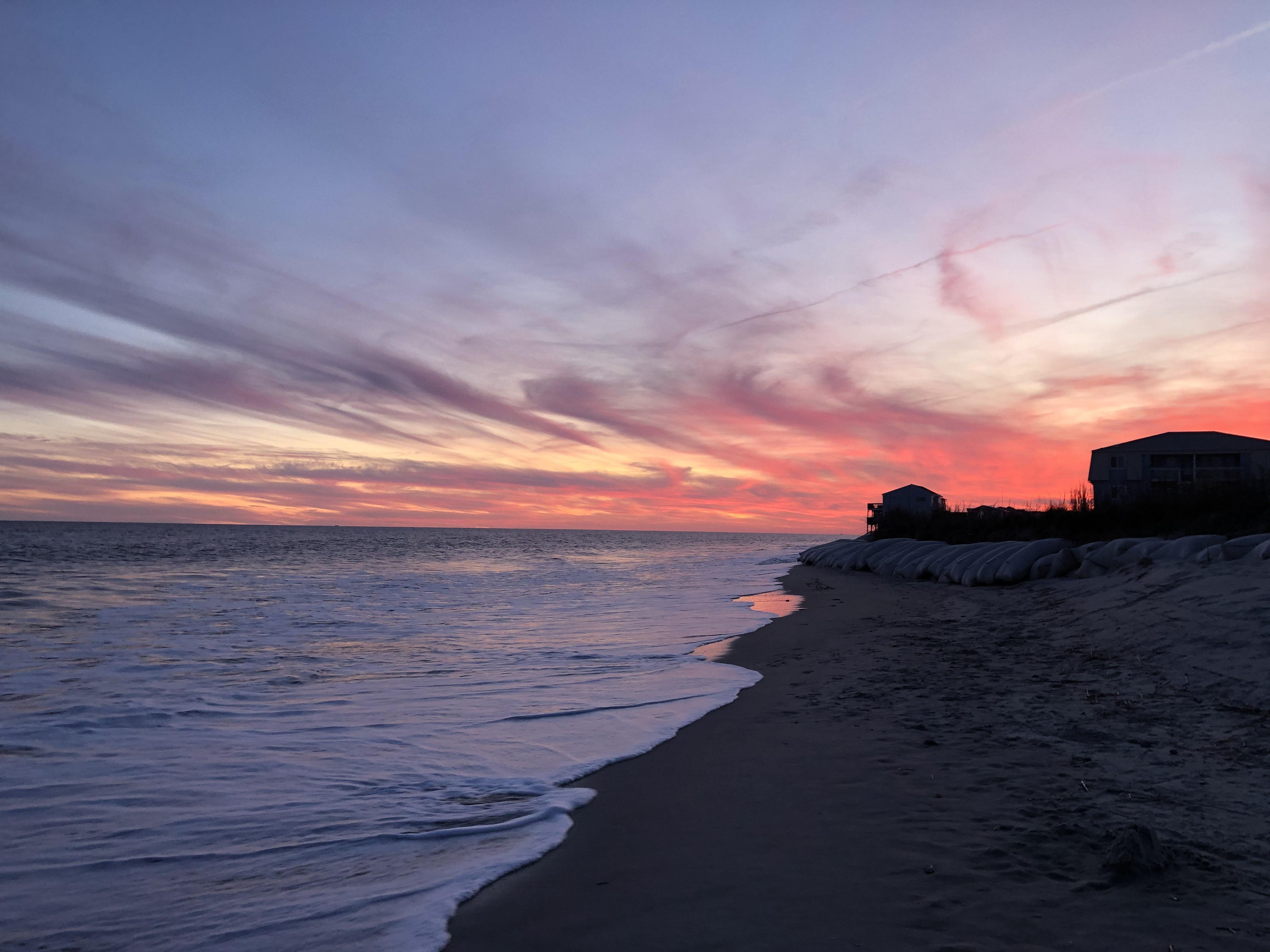 Ocean Isle Beach sacos de areia