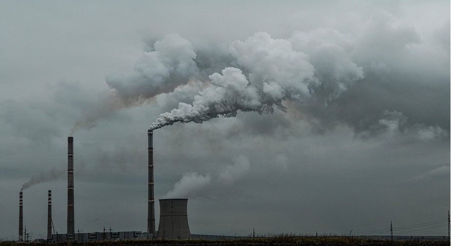 Power generation is a major source of particulate matter pollution.