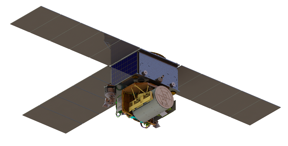 MAIA is the primary instrument aboard the Orbital Test Bed (OTB)-2 commercial host satellite.