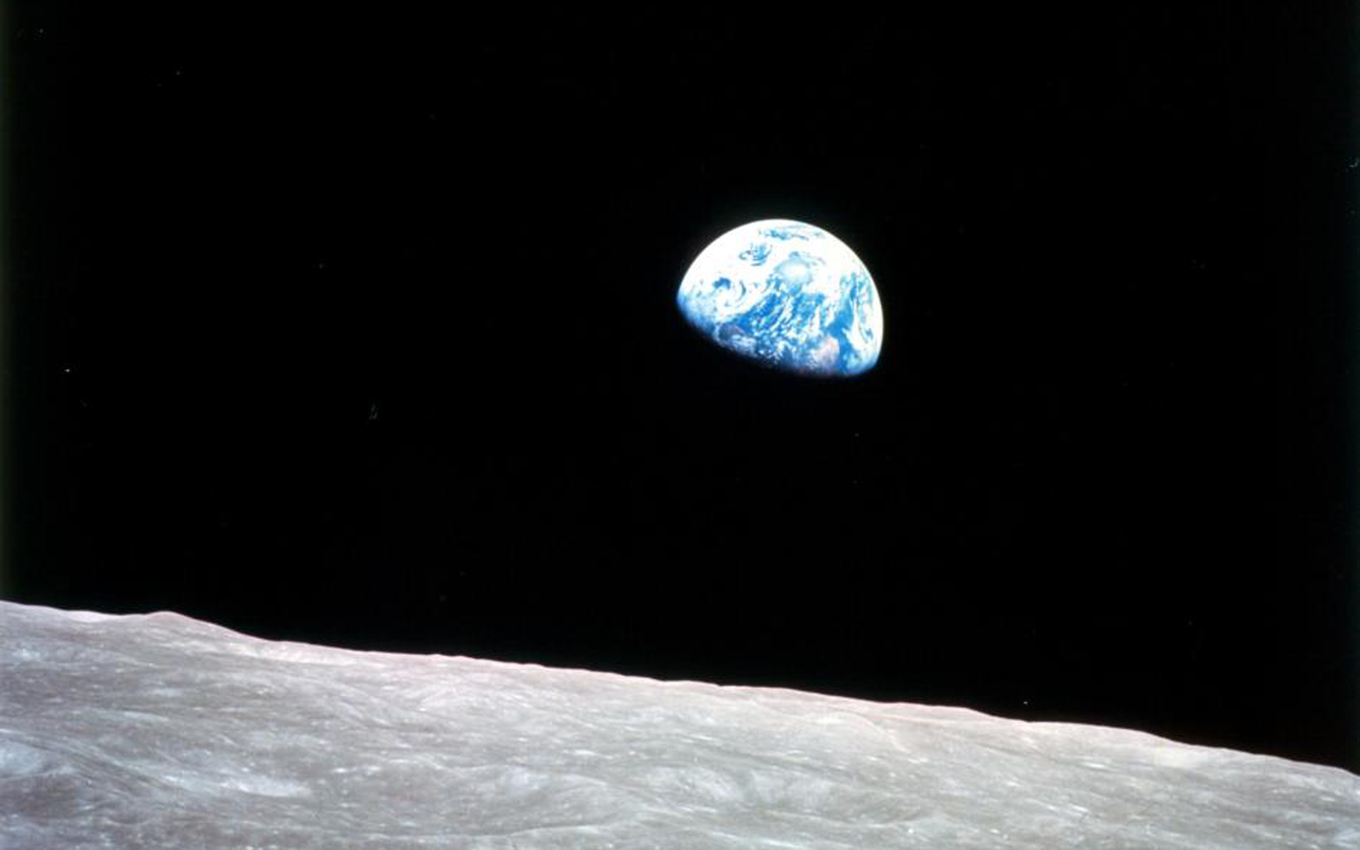 Climate Change: Climate Resource Center - Image: Earthrise