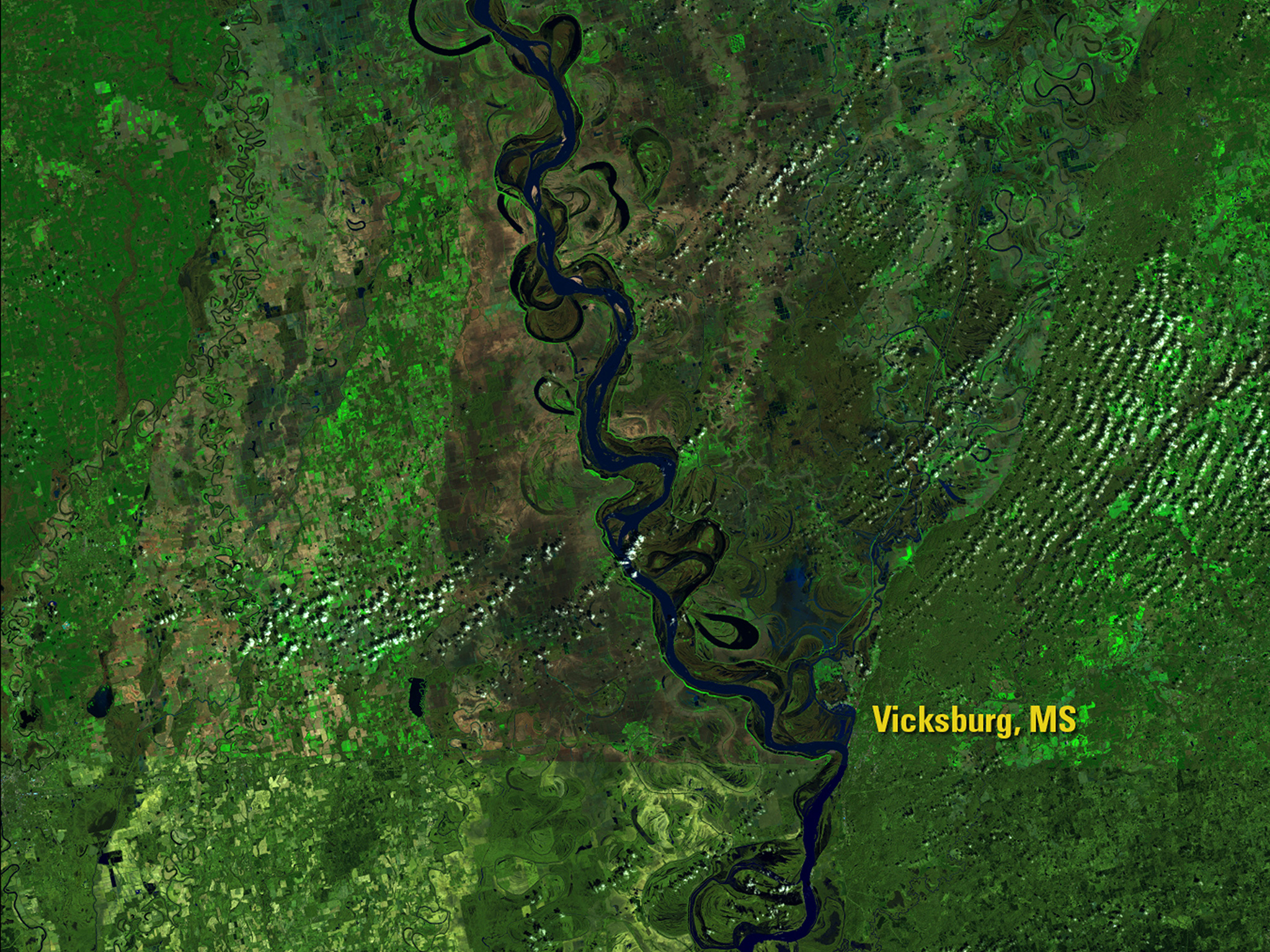 Images Of Change Climate Vital Signs The Planet Columbia Bench Grinder Wiring Diagram Flooding Mississippi River Southern Us