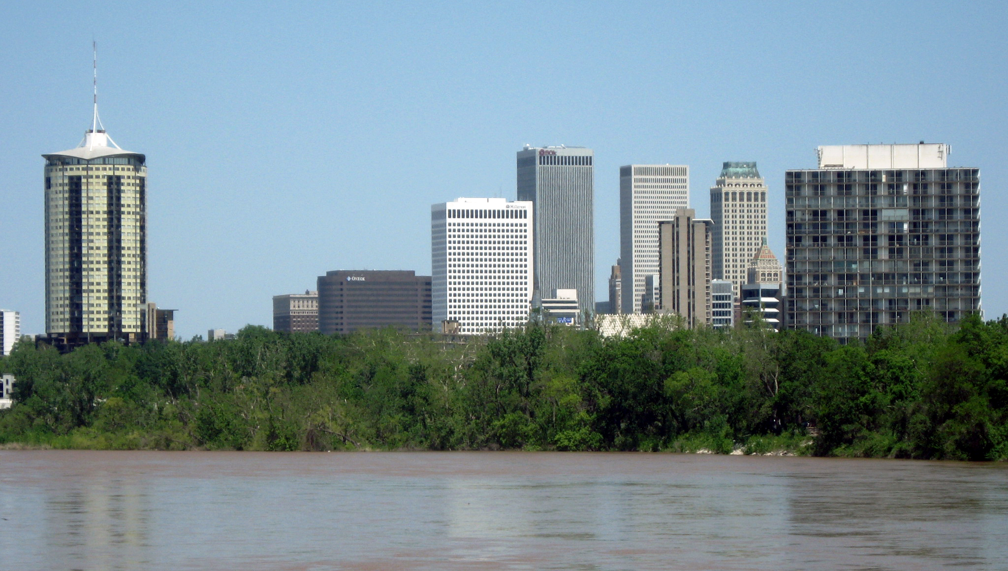 Tulsa, Oklahoma. In 1974, flood victims pressured the city government to reduce flood damage, which ballooned into a major program to make the city more disaster-resistant and sustainable that continues to this day. By 1992, Tulsa had the lowest flood insurance rates in the country.