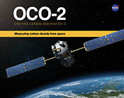 Infographic on OCO-2. Credit: NASA