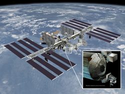 The first of two 2014 Earth science missions to the International Space Station, ISS-RapidScat will extend the data record of ocean winds around the globe, a key factor in climate research and weather forecasting. ISS-Rapidscat is set to launch in June. Image Credit: NASA