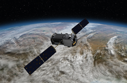 The Orbiting Carbon Observatory (OCO)-2, set to launch in July, will make precise, global measurements of carbon dioxide, the greenhouse gas that is the largest human-generated contributor to global warming. Image Credit: NASA
