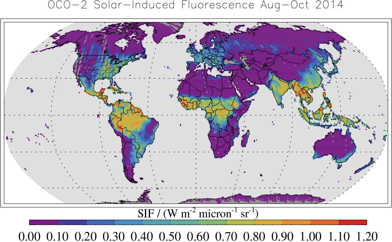 Climate Change: Vital Signs of the Planet: Spaceborne ...