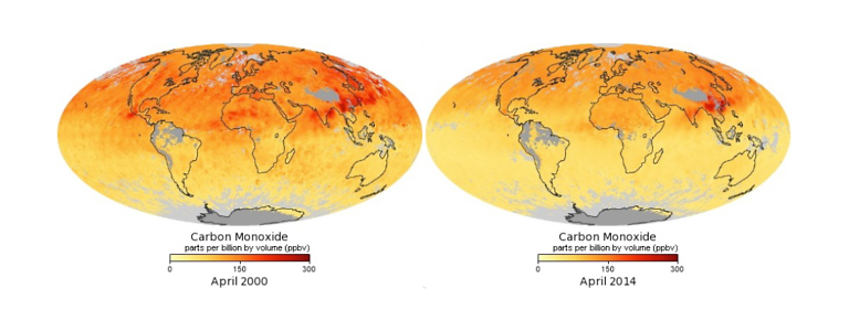 Climate change vital signs of the planet earth from for Plante 94 pourcent