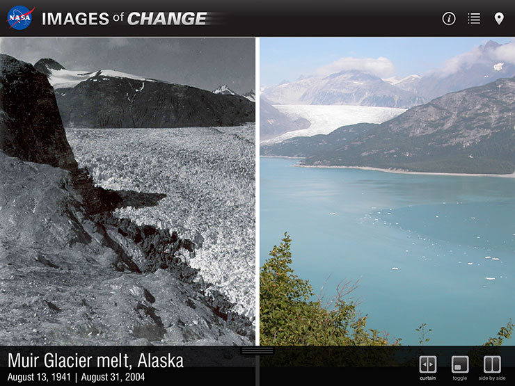 Images of change app