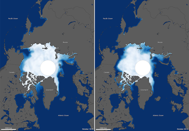 Climate change in the Arctic - Wikipedia