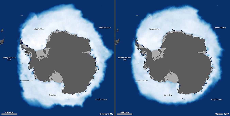polar ice cap nasa - photo #43