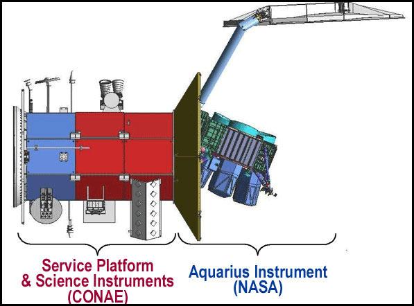 aquarius spacecraft - photo #25