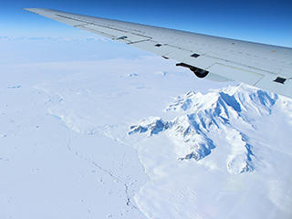 NASA launches eighth year of Antarctic ice change airborne survey