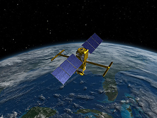 NASA selects launch services for global surface water survey mission