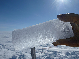 Core questions: An introduction to ice cores