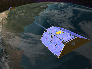 Prolific Earth gravity satellites end science mission