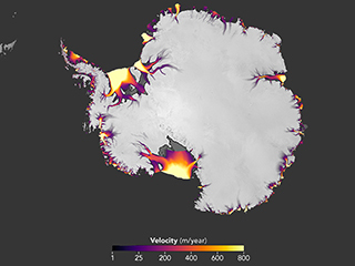 New study brings Antarctic ice loss into sharper focus