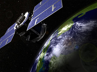 "CloudSat exits the ""A-Train"""