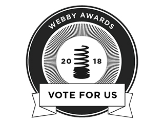 NASA nominated for six 2018 Webby Awards