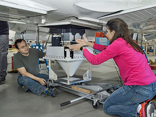 New technology doubles scientists' view of ocean-air interactions