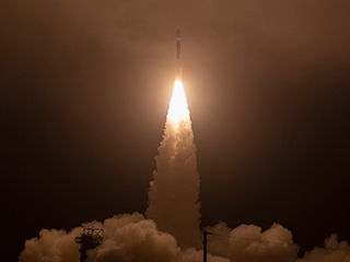 NASA, ULA launch mission to track Earth's changing ice