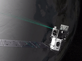 ICESat-2 laser fires for first time, measures Antarctic height