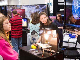 Catch NASA's JPL at the Clippers SciFest this weekend