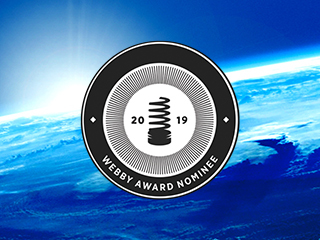 Climate, Other NASA Sites Garner Webby Nominations