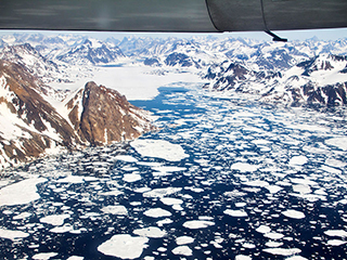 Greenland, Antarctica Melting Six Times Faster Than in the 1990s