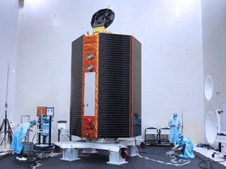 New International Sea Level Satellite Completes Testing