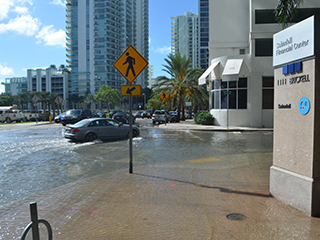 New High Tide Flooding Projection Tool Aids U.S. Coastal Decision Making