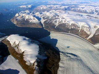 NASA Finds What a Glacier's Slope Reveals About Greenland Ice Sheet Thinning