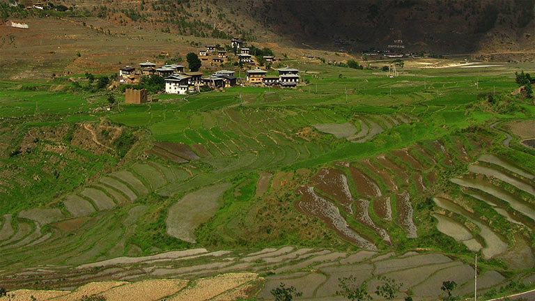 Northern India is one of the soil moisture hot spots found in Koster's study. Credit: Wikimedia Commons