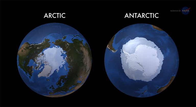 Climate Change: Vital Signs of the Planet: The yin-yang of ...