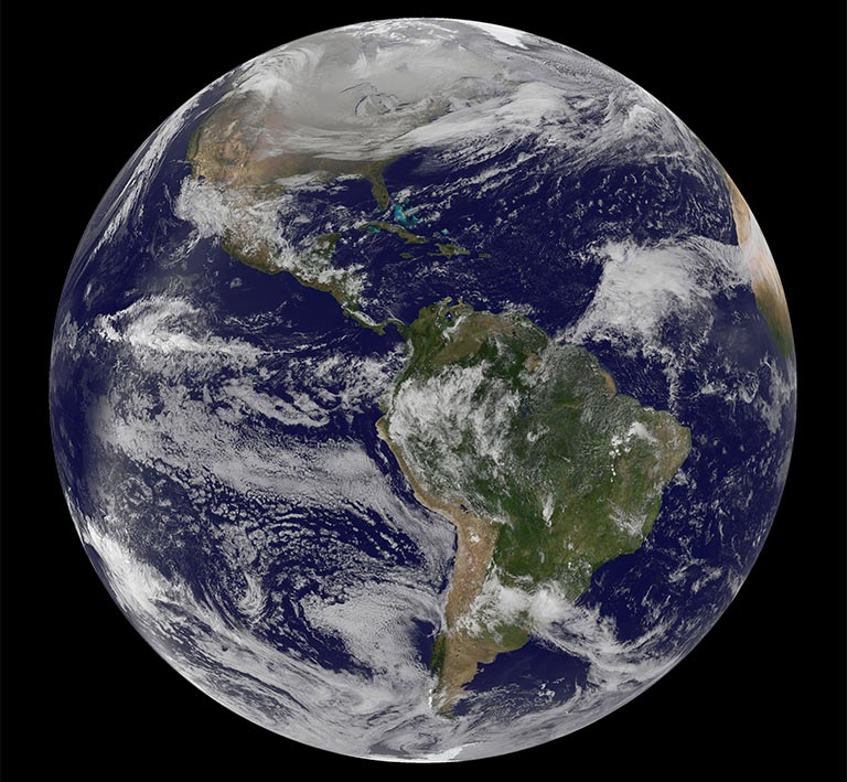 Noaa S Dscovr To Provide Epic Views Of Earth Climate