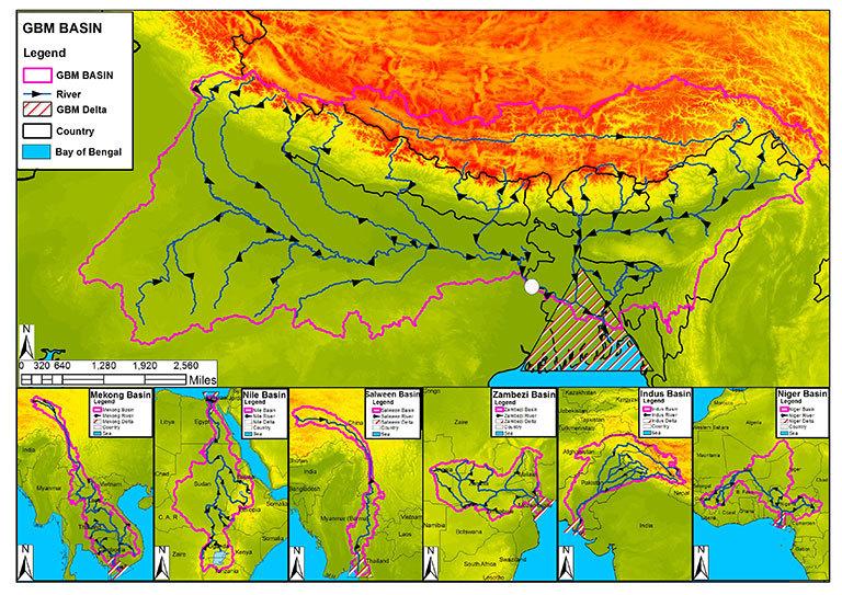 Bangladesh To Use Servir Satellite Based Flood Forecasting
