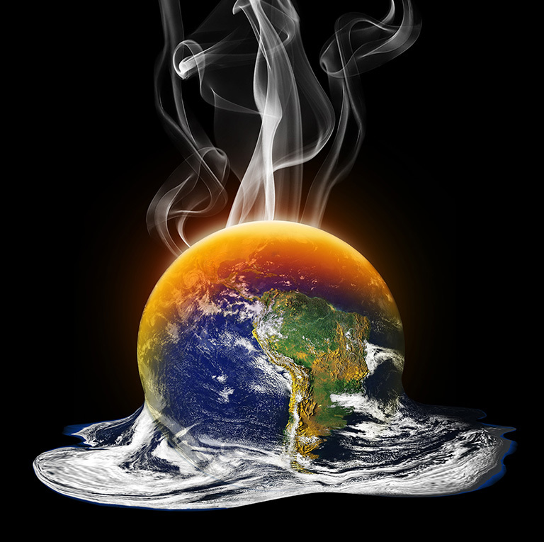 the effects of global warming on the earths temperature How volcanoes influence climate volcanoes have also caused global warming over millions of years during times in earth's history when extreme eruptions in the tropics can have an effect on the climate in both hemispheres while eruptions at mid or high latitudes only have impact.