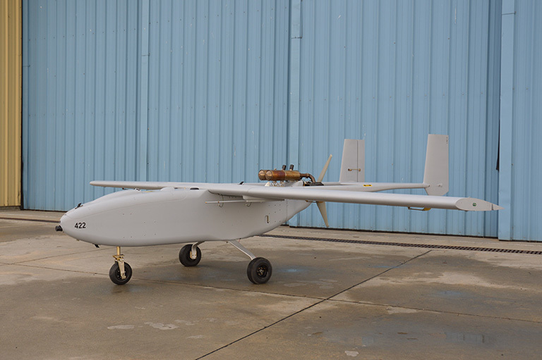 NASA sends drone system to University of Kansas for future glacier research