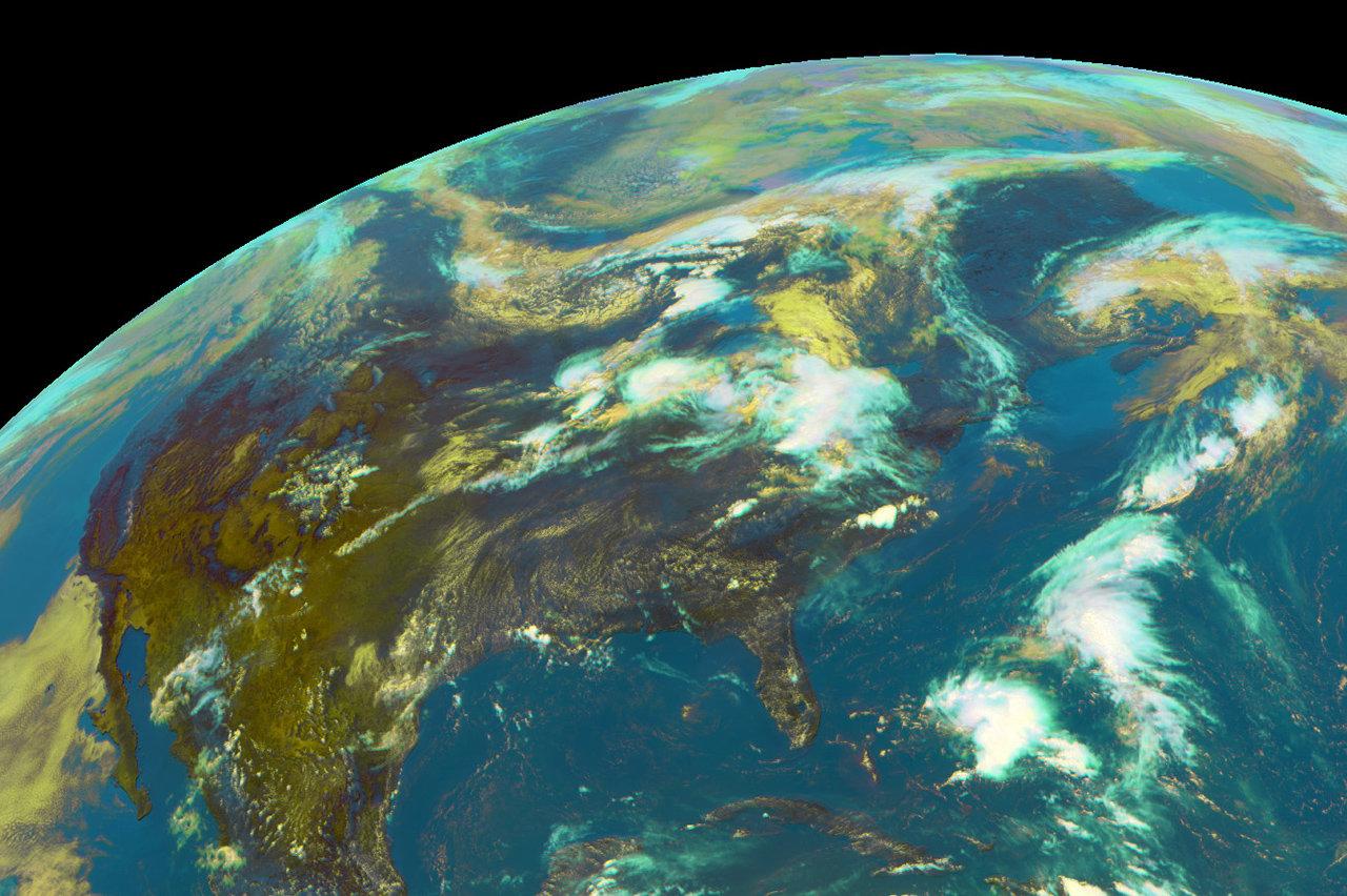 nasa scientist climate change - HD1280×852
